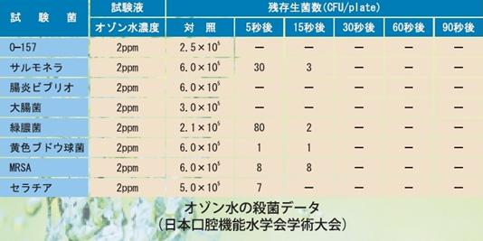 オゾン水生成器:PICO(ピコ)