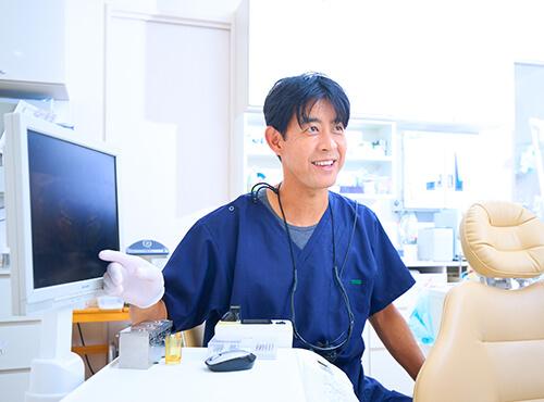 小児歯科治療の流れ